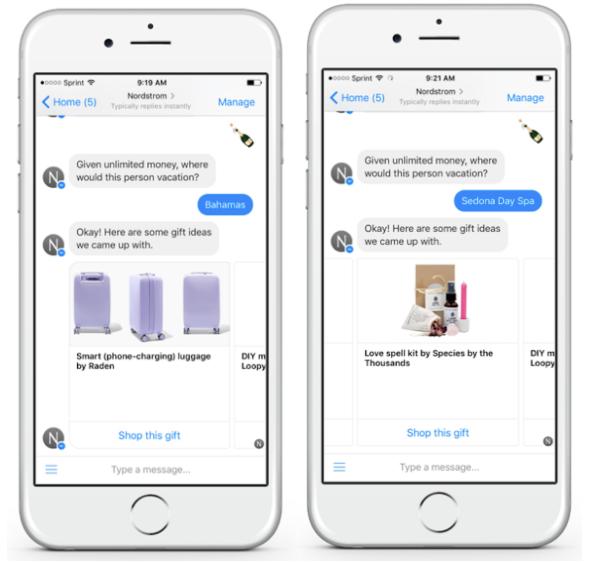 nordstrom-facebook-chatbot