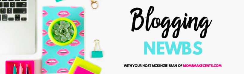 blogging newbs facebook group