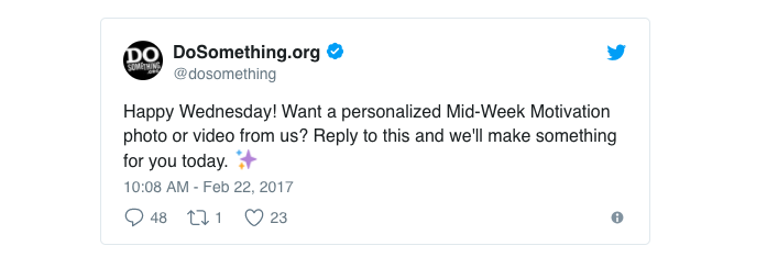 dosomething-midweek-motivation