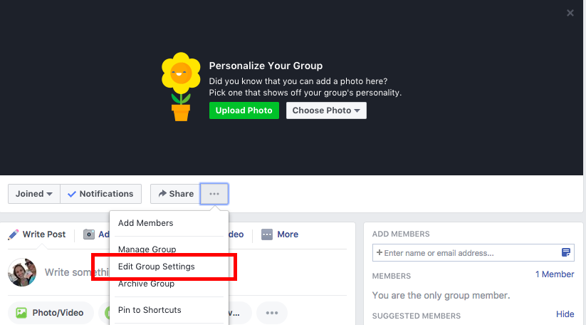 How to Build and Maintain an Engaged Facebook Community Group