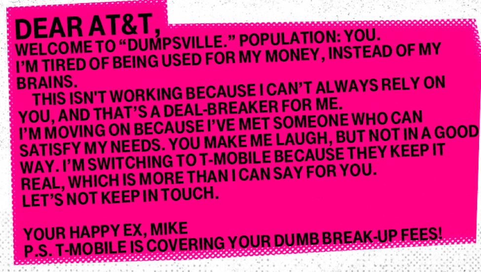 T-Mobile Valentine's Day Campaign