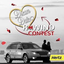 Dream Date Rewind - hertz Valentine's Day Campaign