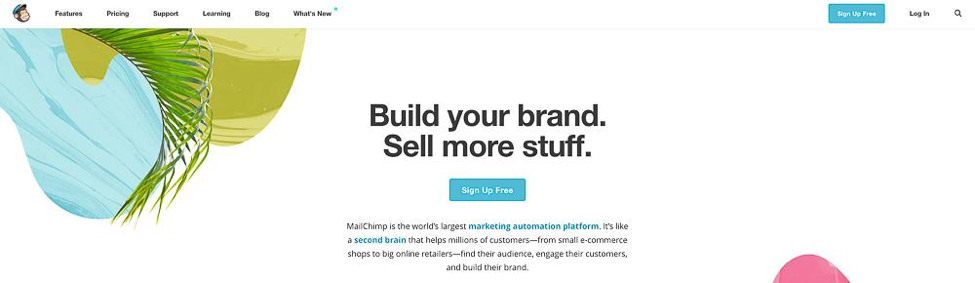 Content Tool for Social Media - Email Newsletter