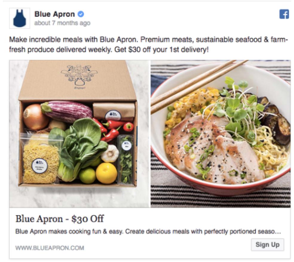 16 Stellar Examples of High-Converting Facebook Ads - Social