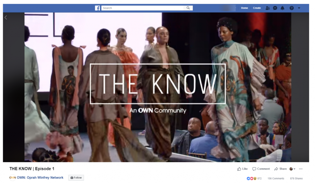 The Know: An OWN Community