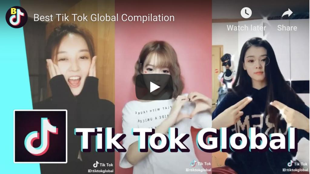 Tik Tok - emerging platform for video.