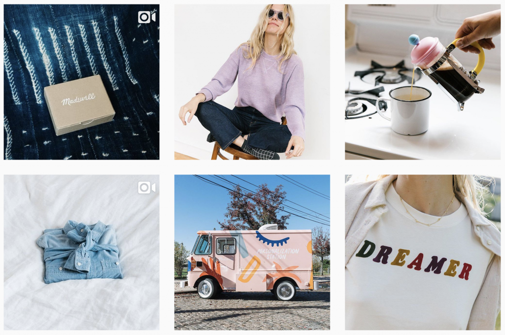 Top 10 Brands Killing It on Instagram - Social Media