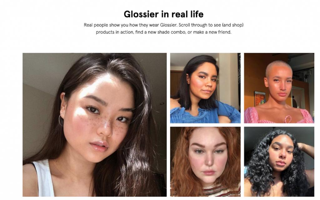 Glossier Treats Everyone Like an Influencer
