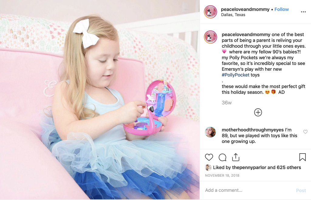 Mattel's Micro-Influencer Campaign