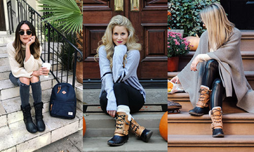 Sperry Leverages Fashion Influencers