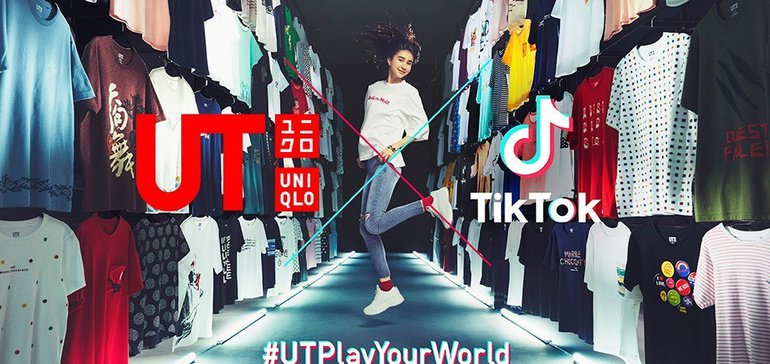 Uniqlo on TikTok