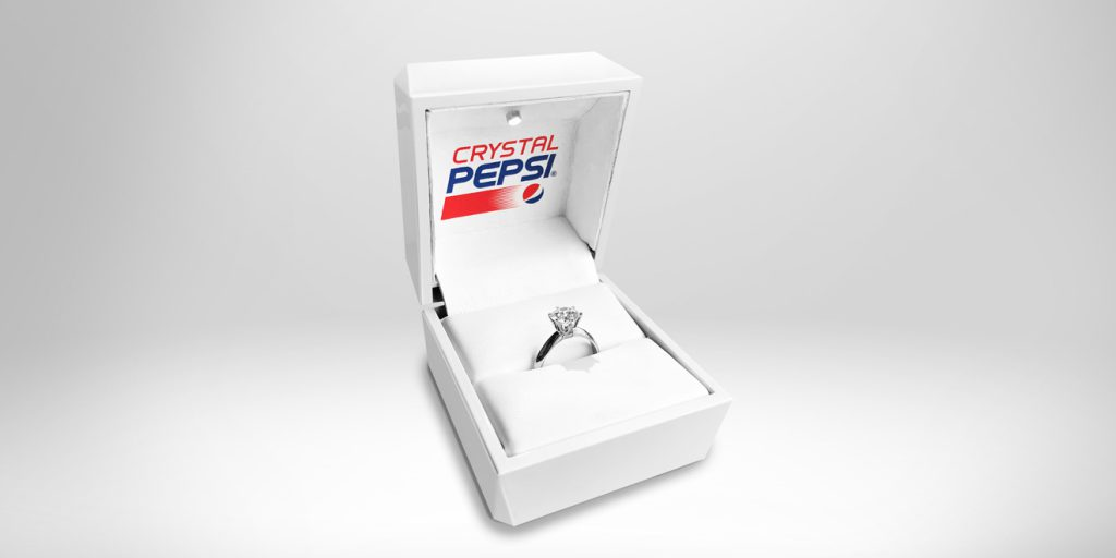 Pepsi Offers a New Type of Engagement Ring